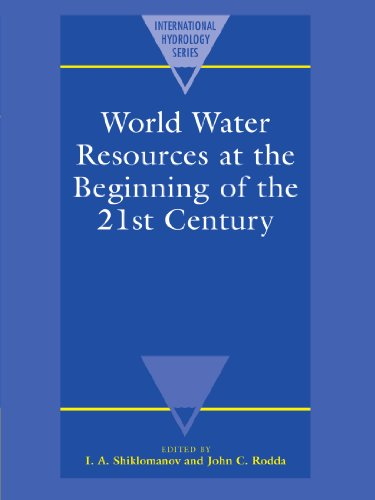 9780521617222: World Water Resources at the Beginning of the Twenty-First Century (International Hydrology Series)