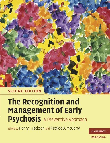 9780521617314: The Recognition and Management of Early Psychosis 2nd Edition Paperback: A Preventive Approach (Cambridge Medicine)