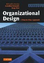9780521617338: Organizational Design: A Step-by-Step Approach