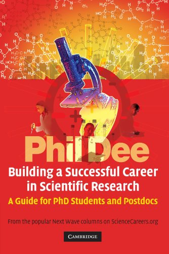 9780521617406: Building a Successful Career in Scientific Research: A Guide for PhD Students and Postdocs