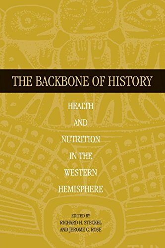 9780521617444: The Backbone of History: Health and Nutrition in the Western Hemisphere