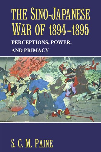 9780521617451: The Sino-Japanese War of 1894-1895: Perceptions, Power, and Primacy