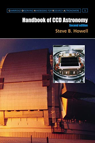 9780521617628: Handbook of CCD Astronomy
