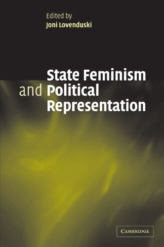 State Feminism and Political Representation: Joni Lovenduski (Ed.)