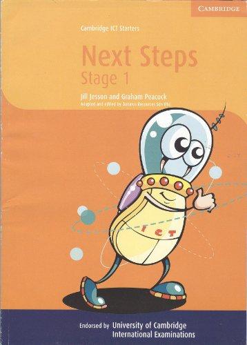 Cambridge ICT Starters: Next Steps Microsoft, Part: Jesson, Jill, Peacock,