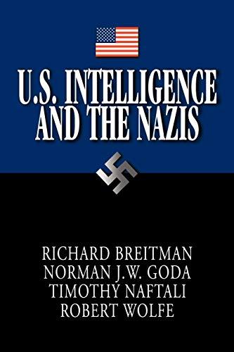 9780521617949: U.S. Intelligence and the Nazis