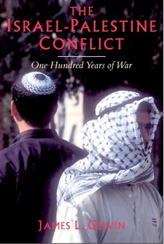 9780521618045: The Israel-Palestine Conflict: One Hundred Years of War