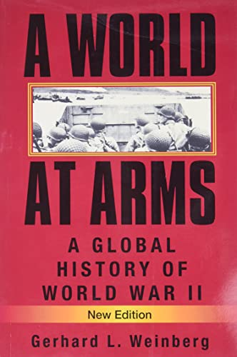9780521618267: A World at Arms: A Global History of World War II