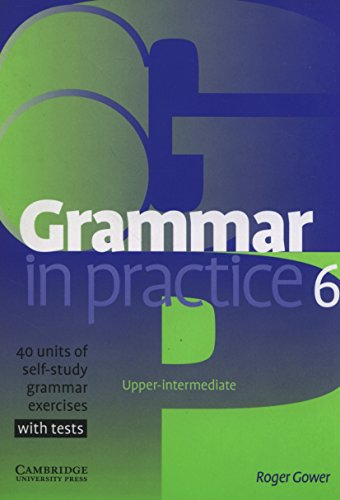 9780521618298: Grammar in Practice 6