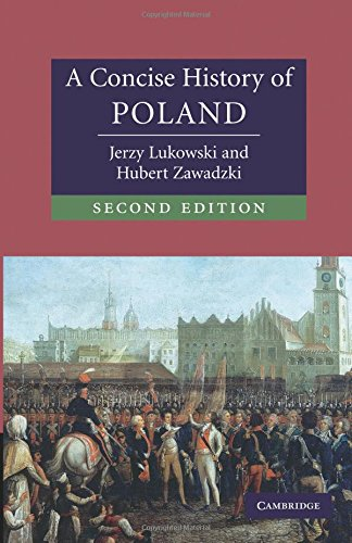 9780521618571: A Concise History of Poland (Cambridge Concise Histories)