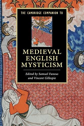9780521618649: The Cambridge Companion to Medieval English Mysticism (Cambridge Companions to Literature)