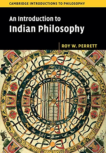 9780521618694: An Introduction to Indian Philosophy (Cambridge Introductions to Philosophy)