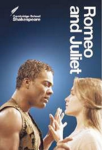9780521618700: Romeo and Juliet (Cambridge School Shakespeare)