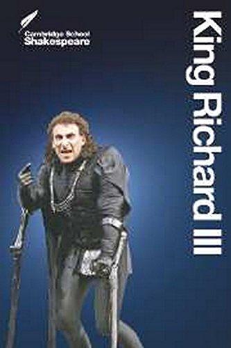 9780521618731: King Richard III (Cambridge School Shakespeare)