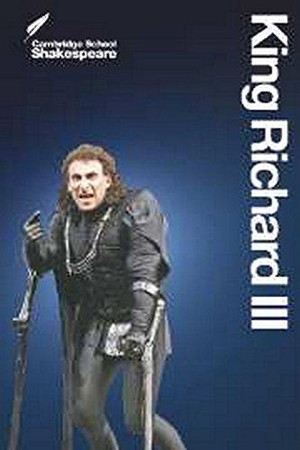 9780521618731: King Richard III (Cambridge School Shakespeare)
