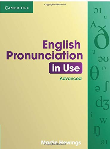 9780521619561: English Pronunciation in Use Advanced Book with Answers