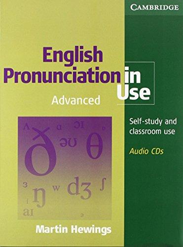 9780521619585: English Pronunciation in Use Advanced 5 Audio CDs