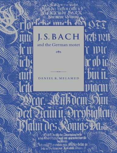 9780521619769: J. S. Bach and the German Motet