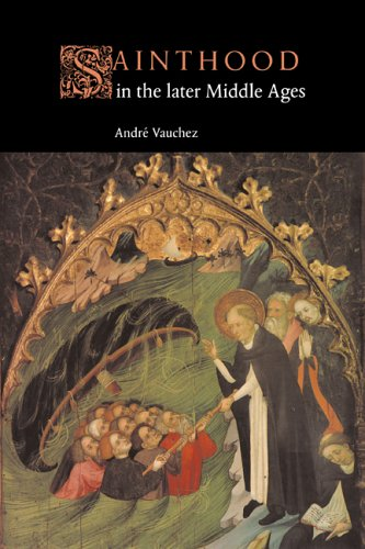 9780521619813: Sainthood in the Later Middle Ages
