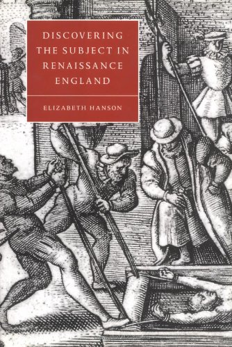 9780521620215: Discovering the Subject in Renaissance England (Cambridge Studies in Renaissance Literature and Culture)
