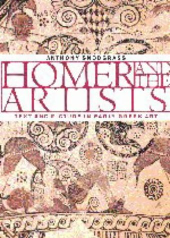 9780521620222: Homer and the Artists: Text and Picture in Early Greek Art