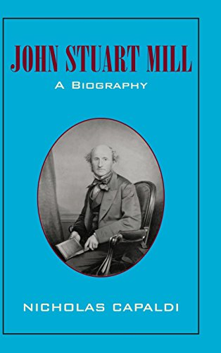 9780521620246: John Stuart Mill Hardback: A Biography