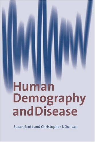 Human Demography and Disease: Susan Scott