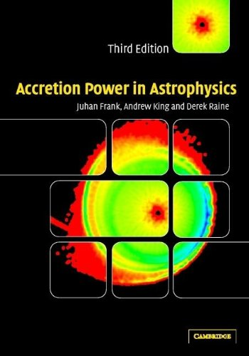 9780521620536: Accretion Power in Astrophysics (Cambridge Astrophysics)