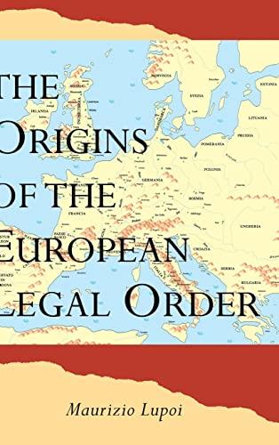 9780521621076: The Origins of the European Legal Order (Cambridge Studies in International & Comparative Law)