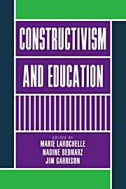 9780521621359: Constructivism and Education