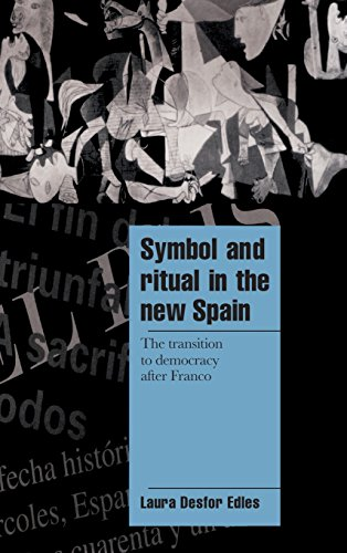9780521621403: Symbol and Ritual in the New Spain: The Transition to Democracy after Franco (Cambridge Cultural Social Studies)