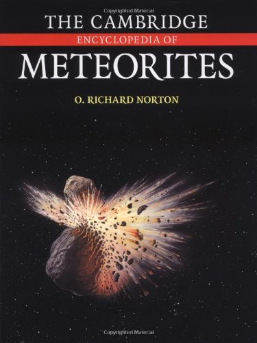 9780521621434: The Cambridge Encyclopedia of Meteorites