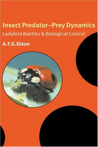 9780521622035: Insect Predator-Prey Dynamics: Ladybird Beetles and Biological Control