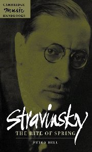 9780521622219: Stravinsky: The Rite of Spring Hardback (Cambridge Music Handbooks)