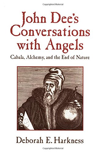 9780521622288: John Dee's Conversations with Angels Hardback: Cabala, Alchemy, and the End of Nature