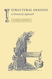 9780521622493: Structural Analysis: A Historical Approach