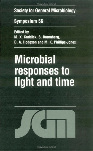 Microbial Responses to Light and Time (Society