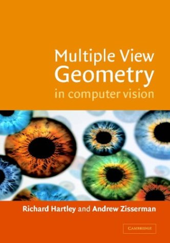 9780521623049: Multiple View Geometry in Computer Vision
