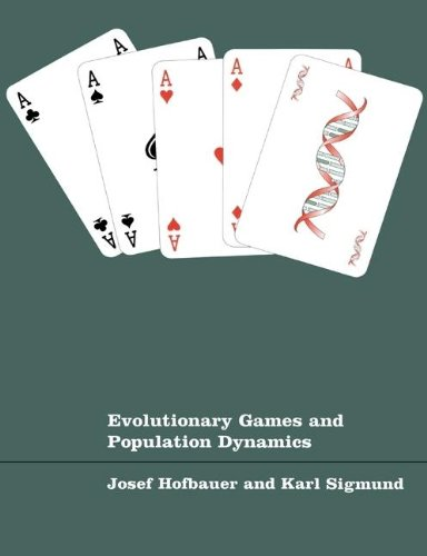 9780521623650: Evolutionary Games and Population Dynamics