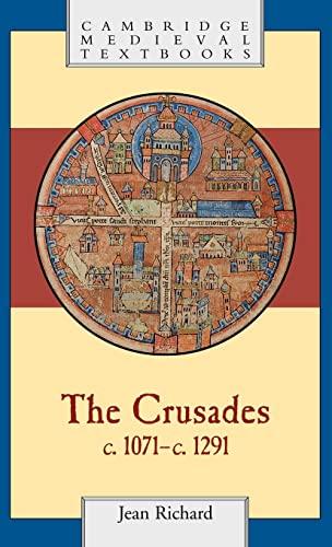 9780521623698: The Crusades, c.1071-c.1291 (Cambridge Medieval Textbooks)