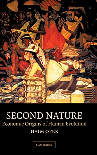 9780521623995: Second Nature: Economic Origins of Human Evolution