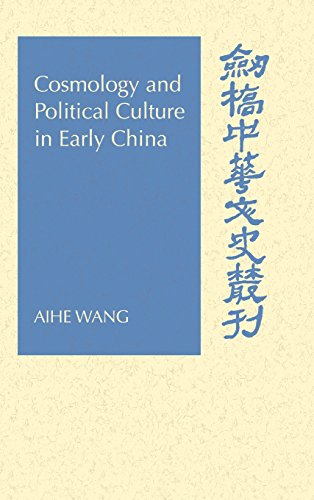 9780521624206: Cosmology and Political Culture in Early China