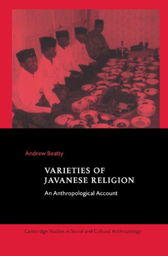 9780521624442: Varieties of Javanese Religion: An Anthropological Account (Cambridge Studies in Social and Cultural Anthropology)
