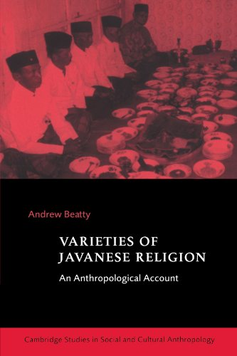 9780521624732: Varieties of Javanese Religion: An Anthropological Account (Cambridge Studies in Social and Cultural Anthropology)
