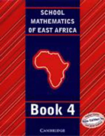 9780521625043: School Mathematics for East Africa Student's Book 4