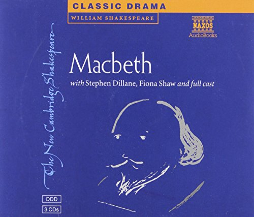 9780521625395: Macbeth 3 CD set
