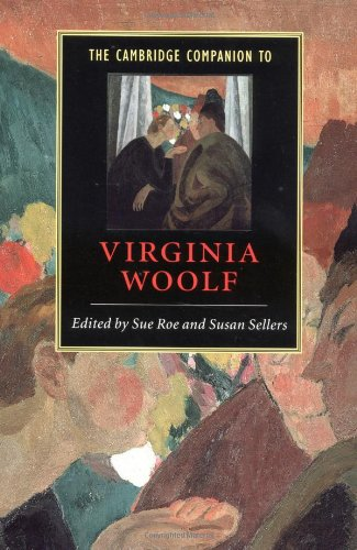 9780521625487: The Cambridge Companion to Virginia Woolf