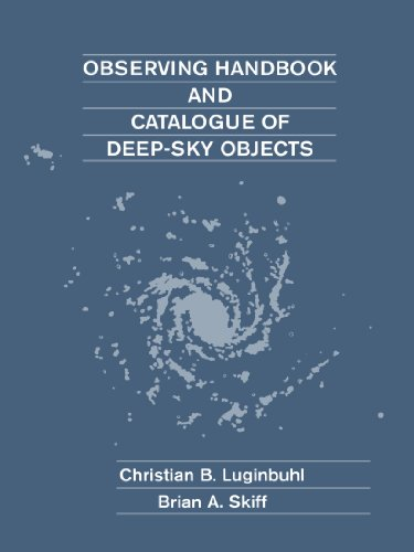 9780521625562: Observing Handbook and Catalogue of Deep-Sky Objects Paperback
