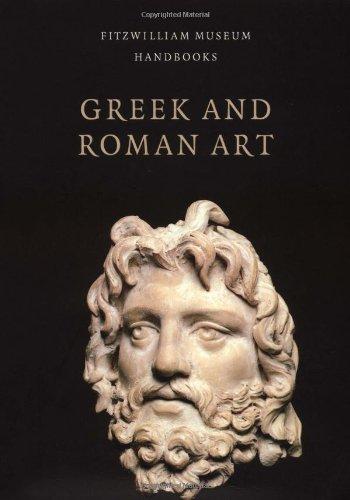 9780521625579: Greek and Roman Art (Fitzwilliam Museum Handbooks)
