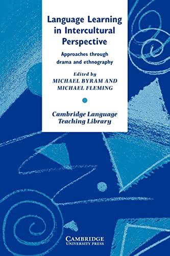 Language Learning in Intercultural Perspective (Cambridge Language: Michael Byram; Michael